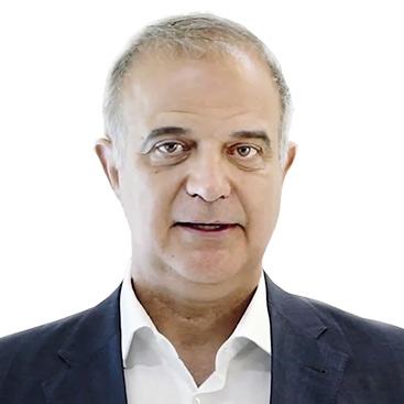 Dr George Papavasileiou